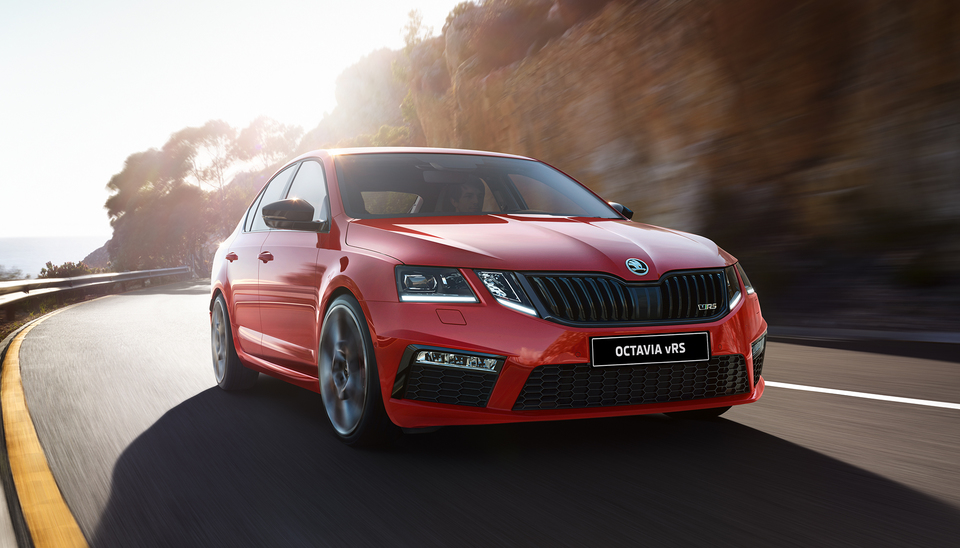 West Gate Leasing >> Skoda Octavia Hatch 2.0TSi 245ps VRS DSG